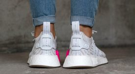 adidas NMD R2 White Pink Primeknit BY9954 Buy New Sneakers Trainers FOR Man Women in United Kingdom UK Europe EU Germany DE 01