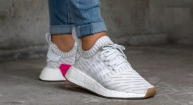adidas NMD R2 White Pink Primeknit BY9954 Buy New Sneakers Trainers FOR Man Women in United Kingdom UK Europe EU Germany DE 02