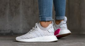adidas NMD R2 White Pink Primeknit BY9954 Buy New Sneakers Trainers FOR Man Women in United Kingdom UK Europe EU Germany DE 03