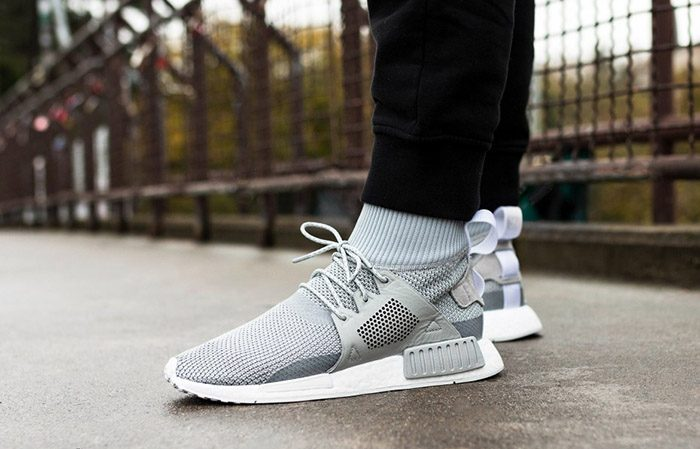 big sale 62be3 81393 adidas NMD XR1 Winter Pack Grey BZ0633