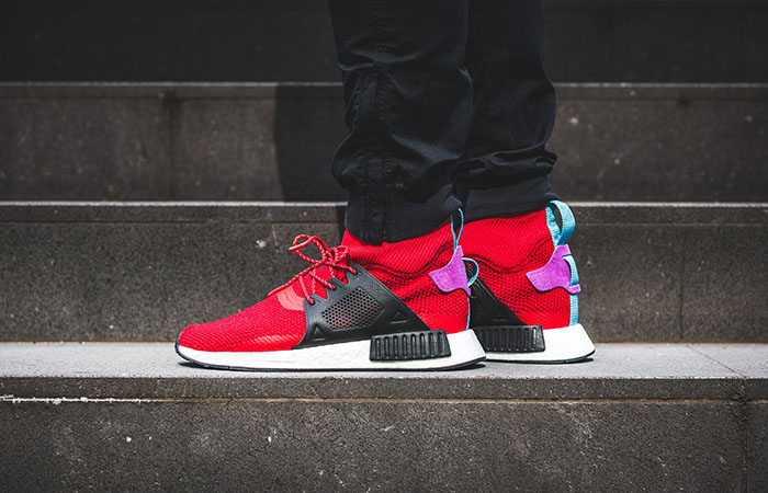 sports shoes 5f435 73cb5 adidas NMD XR1 Winter Pack Scarlet BZ0632