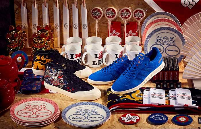 adidas Sneaker Exchange Juice and Footpatrol Pack Buy New Sneakers Trainers FOR Man Women in United Kingdom UK Europe EU Germany DE Sneaker Release Date Feature