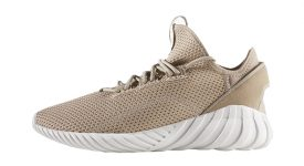 adidas Tubular Doom Sock Primeknit Brown BY3562 04