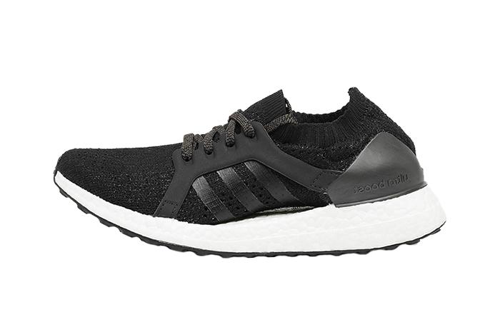 3f5ce011e9423 adidas Ultra Boost X Black White CG2978