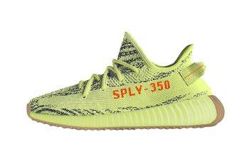 adidas Yeezy Boost 350 v2 Frozen Yellow B37572 Buy New Sneakers Trainers FOR Man Women in United Kingdom UK Europe EU Germany DE Sneaker Release Date 02