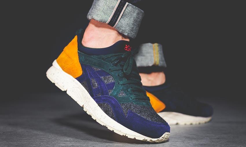 ASICS Gel-Lyte Christmas Pack Closer Look Sneakers Trainers FOR Man Women in UK EU FR DE Sneaker Release Date 14