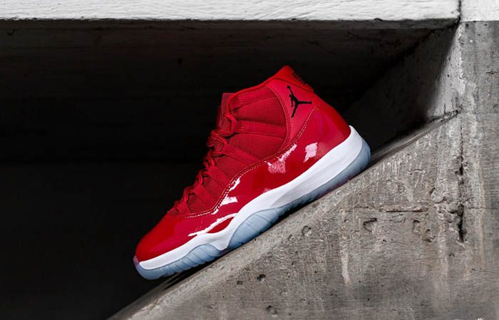e389b12ce6b ... Air Jordan 11 Win Like 96 Red 378037-623 Buy New Sneakers Trainers FOR  Man ...
