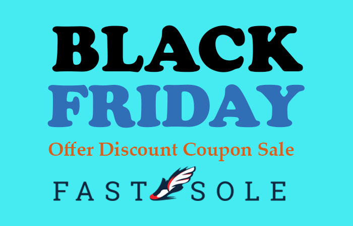 Black Friday Sales and Discounts FastSole