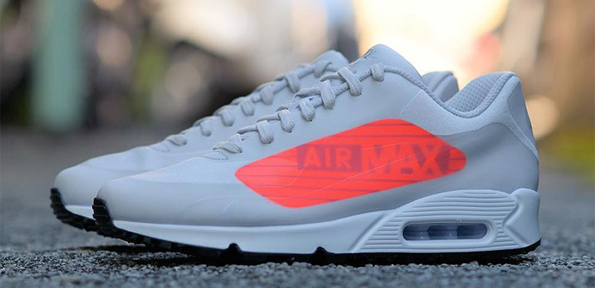 Closer Look at the Nike Air Max 90 NS GPX – Fastsole