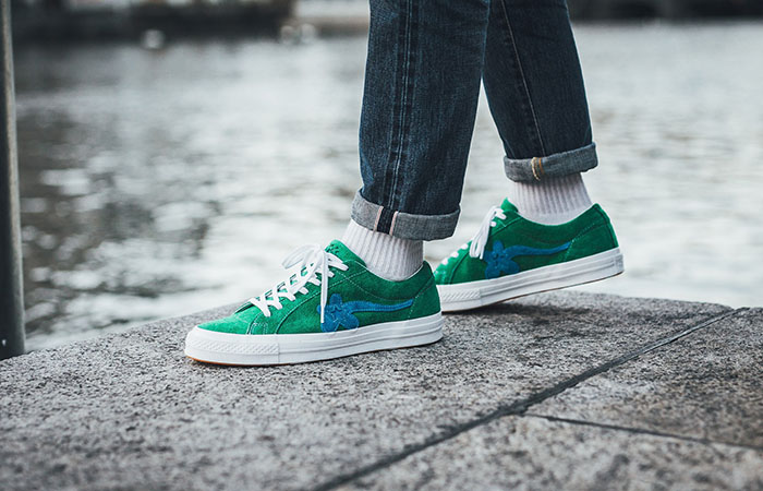 Converse One Star Golf Le Fleur Green 160322C Buy New Sneakers Trainers FOR Man Women in United Kingdom UK Europe EU Germany DE Sneaker Release Date 04