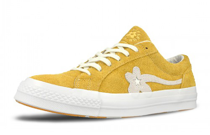 Converse One Star Golf Le Fleur Yellow 160323C Buy New Sneakers Trainers FOR Man Women in United Kingdom UK Europe EU Germany DE Sneaker Release Date 01