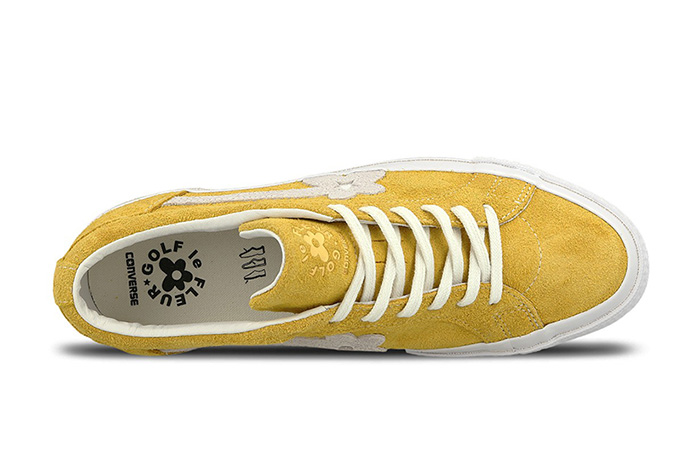 Converse One Star Golf Le Fleur Yellow 160323C Buy New Sneakers Trainers FOR Man Women in United Kingdom UK Europe EU Germany DE Sneaker Release Date 03
