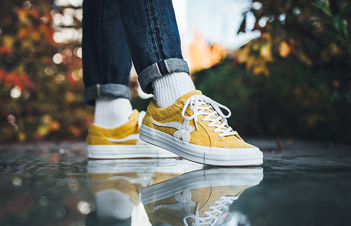 Converse One Star Golf Le Fleur Yellow 160323C Buy New Sneakers Trainers FOR Man Women in United Kingdom UK Europe EU Germany DE Sneaker Release Date 04