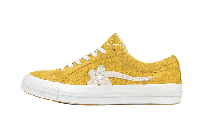 Converse One Star Golf Le Fleur Yellow 160323C Buy New Sneakers Trainers FOR Man Women in United Kingdom UK Europe EU Germany DE Sneaker Release Date 05