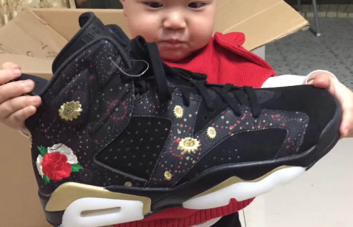 First Look at the Nike Air Jordan 6 CNY AA2492-021 Sneakers Trainers FOR Man Women in UK EU FR DE Sneaker Release Date FT