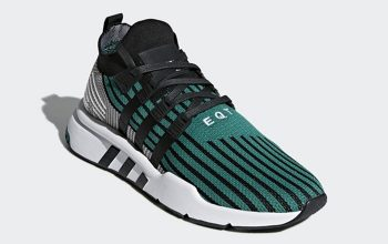 First Look at the adidas EQT Support ADV Mid Green Feature