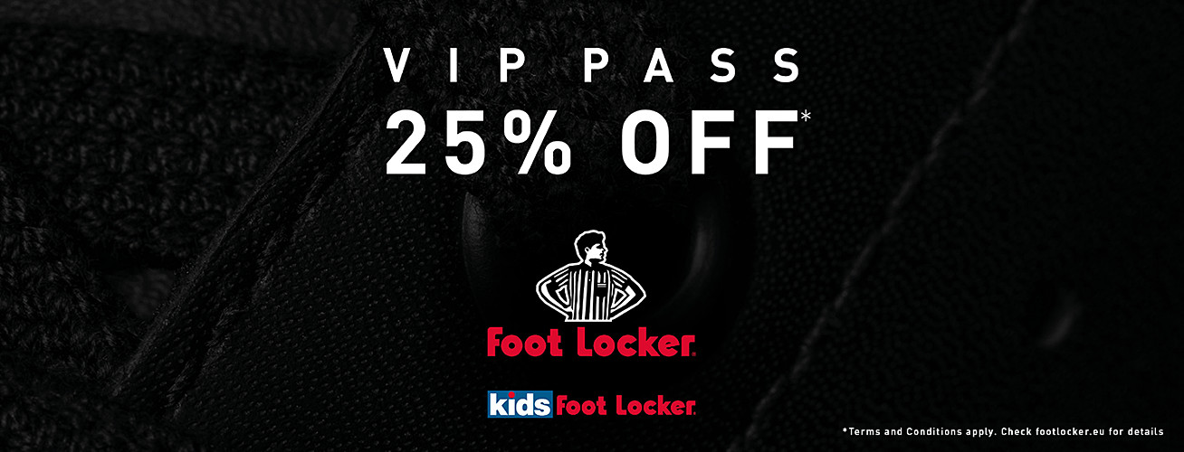 ea0c9782c21e0 Foot Locker VIP Sale 25% off your favourite brands