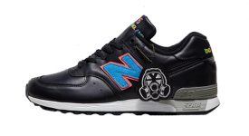 Footpatrol New Balance Made in UK Black M576FPF 06