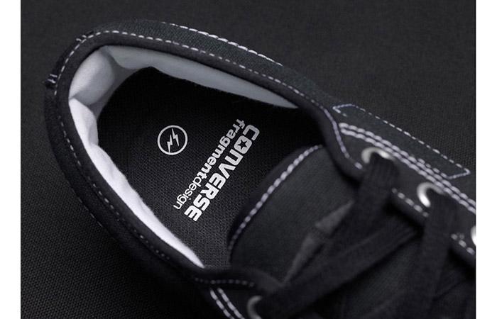 Fragment Design Converse Jack Purcell Modern Black 160159C Buy New Sneakers Trainers FOR Man Women in UK EU DE Sneaker Release Date 02
