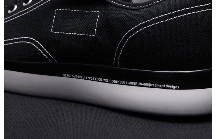 Fragment Design Converse Jack Purcell Modern Black 160159C Buy New Sneakers Trainers FOR Man Women in UK EU DE Sneaker Release Date 03