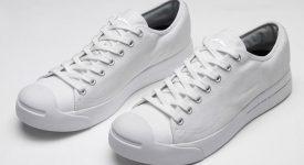 Fragment Design Converse Jack Purcell Modern White 160158C Sneakers Trainers FOR Man Women in United Kingdom UK EU DE Sneaker Release Date 01