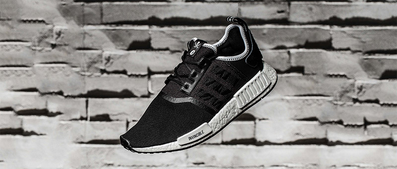 1f28755f617ba Invincible x Neighborhood x adidas NMD R1 Black Release Date – Fastsole