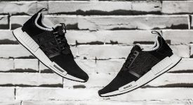 Invincible x Neighborhood x adidas NMD R1 Black Release Date feature