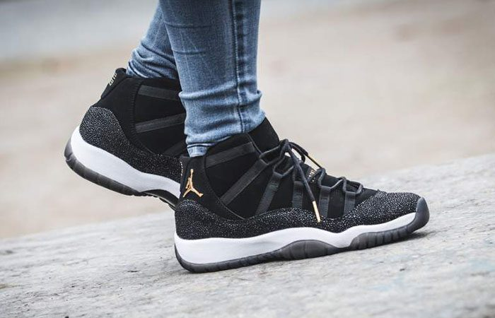 size 40 422d6 392f4 Jordan 11 Heiress Black Gold 852625-030 – Fastsole