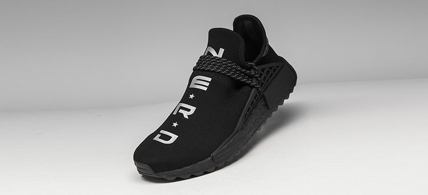 N.E.R.D. x adidas NMD Hu Trail Black is Now AvailableBuy New Sneakers Trainers FOR Man Women in United Kingdom UK Europe EU Germany DE 04