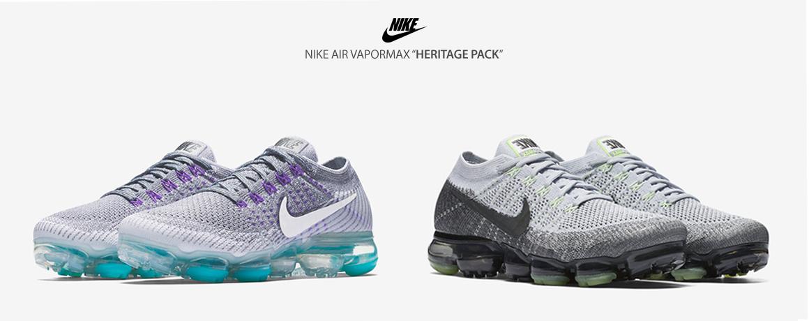 Nike Air Vapormax Heritage Pack