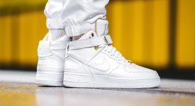 Nike Air Force 1 Hi Just Don White on-foot looks Feature