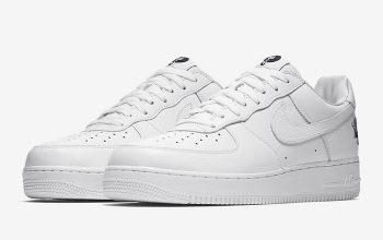 Nike Air Force 1 Low Rocafella White Release Details Feature