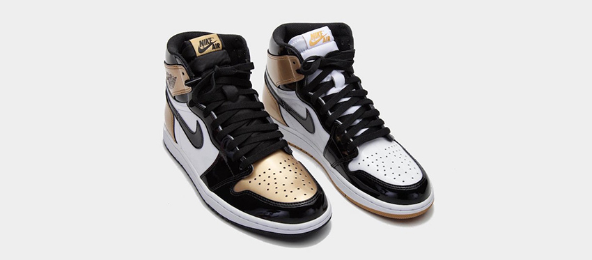 b68b7e827595 Nike Air Jordan 1 High OG Gold Top-3 Release Date – Fastsole