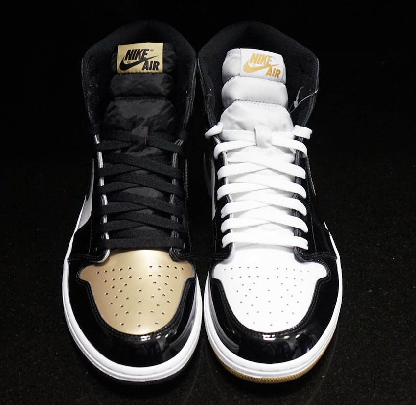 low priced 582df e0429 Nike Air Jordan 1 High OG Gold Top-3 Release Date – Fastsole