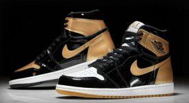 Nike Air Jordan 1 Top 3 Gold Release Date Feature