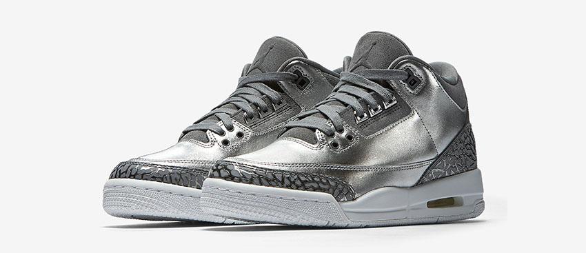 56051fdb385 Nike Air Jordan 3 Chrome Release Date Buy New Sneakers Trainers FOR Man  Women in United