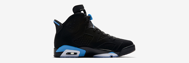 Nike Air Jordan 6 UNC Black Releasing this December 02