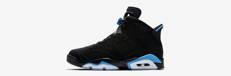 Nike Air Jordan 6 UNC Black Releasing this December 03