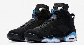 Nike Air Jordan 6 UNC Black Releasing this December Feature