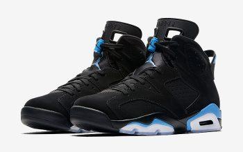 Nike Air Jordan 6 UNC Black Releasing this December Feature