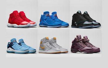 Nike Air Jordan Holiday 2017 Releases Part 2 FT