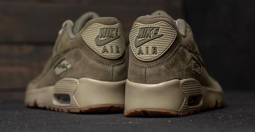 Nike Air Max 90 Winter Pack 2017 Live at FootShop Buy New Sneakers Trainers FOR Man Women in United Kingdom UK Europe EU Germany DE Sneaker Release Date 02