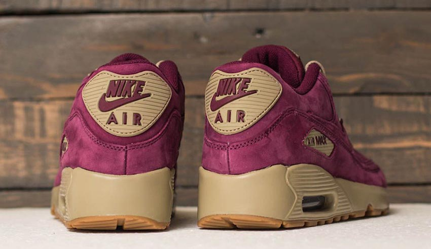 Nike Air Max 90 Winter Pack 2017 Live at FootShop Buy New Sneakers Trainers FOR Man Women in United Kingdom UK Europe EU Germany DE Sneaker Release Date 06