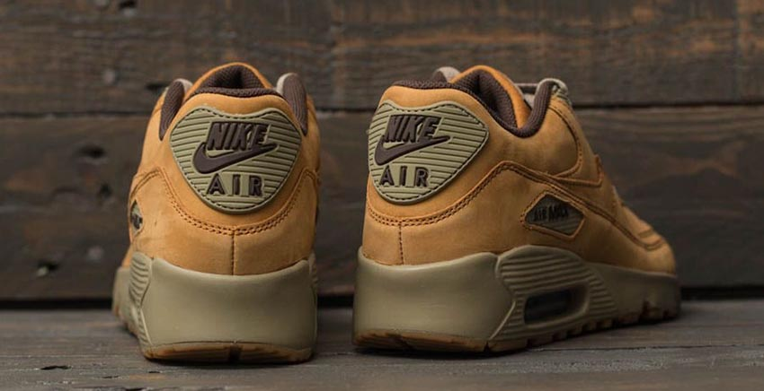 Nike Air Max 90 Winter Pack 2017 Live at FootShop Buy New Sneakers Trainers FOR Man Women in United Kingdom UK Europe EU Germany DE Sneaker Release Date 09