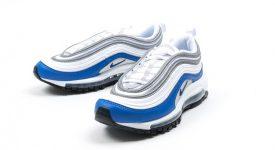 Nike Air Max 97 Blue Womens 921733-101 Buy New Sneakers Trainers FOR Man Women in United Kingdom UK Europe EU Germany DE Sneaker Release Date 02