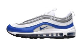 Nike Air Max 97 Blue Womens 921733-101 Buy New Sneakers Trainers FOR Man Women in United Kingdom UK Europe EU Germany DE Sneaker Release Date 04