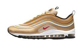 Nike Air Max 97 Ultra 17 Metallic Gold 918356-700 04