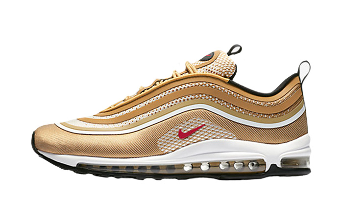 a1f2f399e8cf Nike Air Max 97 Ultra 17 Metallic Gold 918356-700 – Fastsole