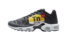 Nike Air Max Plus NS GPX Black White AJ0877-001 01