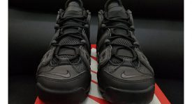 new product 65d89 83f36 air more uptempo black reflective